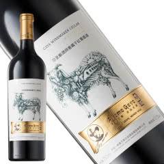 新疆有机红酒 和硕芳香庄园尕亚 酿酒师窖藏干红葡萄酒750ml