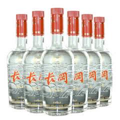 江西省兴国县长冈酒京九记忆 42°浓香型白酒 500ml(6瓶装)