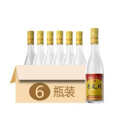 42°杏花村汾酒(优级)(黄盖玻璃瓶)450ml(6瓶装)