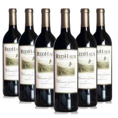 美国豪诗加州红葡萄酒 750ML (6瓶装)