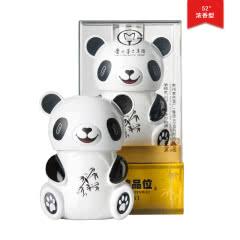 茅台习酒经典品味 熊猫造型茜茜52度高度白酒浓香型 500ml礼盒