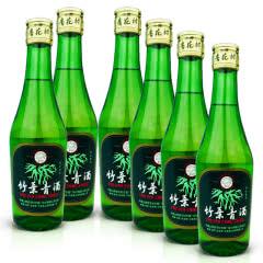 老酒 45°竹叶青酒250ml (6瓶装) 2004年
