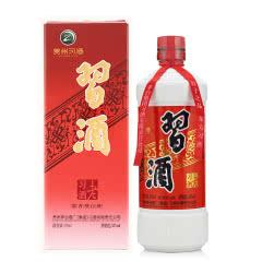 53°贵州茅台集团 习酒老习酒 酱香型白酒500ml