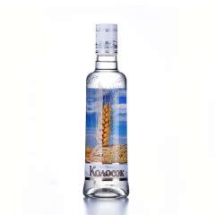 俄罗斯进口伏特加 金麦穗小麦酒鸡尾酒洋酒烈酒基酒500ml