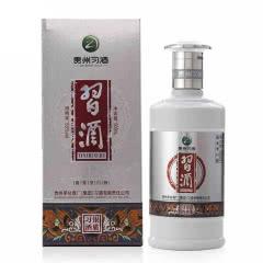 53°习酒银质习酒酱香型白酒500ml