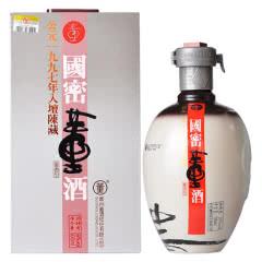 董酒1997年份国密59度500ml董香型贵州白酒纯粮食原浆酒