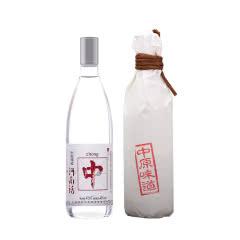 42度富平春中原味道系列浓香型白酒475ml(随机发)