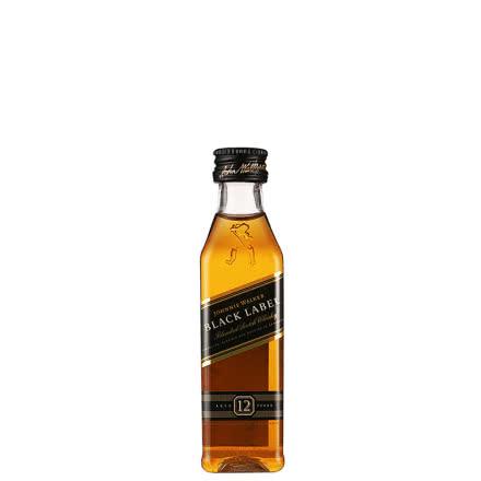 40°尊尼获加黑牌小酒版调配型威士忌50ml