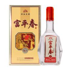 45度富平春F3浓香型白酒500ml