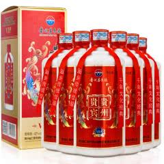 42°茅台镇贵州贵宾酒VIP 500ml(6瓶装)
