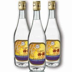 53°杏花村出口玻瓶汾酒500ml(3瓶装)