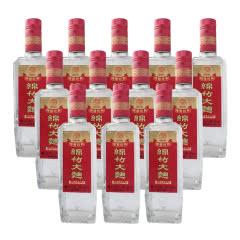 38°剑南春绵竹大曲500ml(12瓶装)