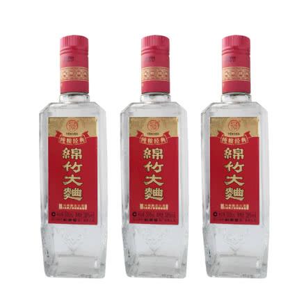 38°剑南春绵竹大曲500ml(3瓶装)