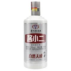53°贵州茅台集团白金酒公司 酱小二酒 456ml 酱香型白酒