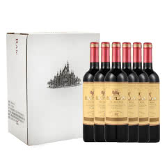 西夫拉姆(SAFLAM)92干红葡萄酒750ml(6瓶装)