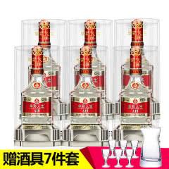 52°五粮液生态华彩人生A18 婚庆喜宴酒 500ml(6瓶)竹荪酒