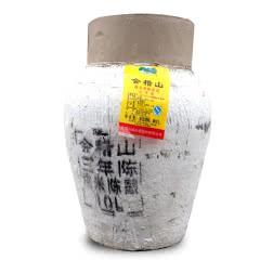 绍兴黄酒坛装 糯米酒会稽山三年陈花雕酒10kg坛装酒送酒提