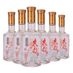 50°太白酒珍品猴王太白酒(金牌九年陈酿)2005年500ml*6瓶