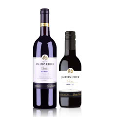 澳洲进口杰卡斯经典系列梅洛干红葡萄酒750ml