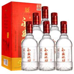 52°泸州老窖永盛烧坊(2009年)500ml(6瓶装)