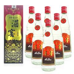 52°贵州老湄窖 珍藏版 500ml (六瓶装)