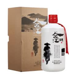 53°肆拾玖坊人在江湖酱香型白酒 原浆酒 白酒婚庆酒白酒礼盒 单瓶500ml