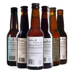 荷兰进口手工精酿啤酒 帝磨栏风车波特世涛IPA啤酒组合 De Molen