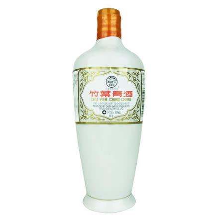 老酒  45°瓷瓶竹叶青500ml(2010年)