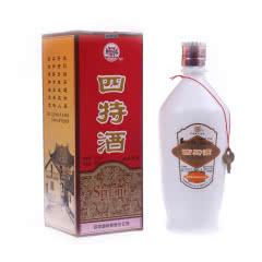 52度白酒四特新鸿源瓷瓶整箱460ml 单支特惠装 江西四特酒