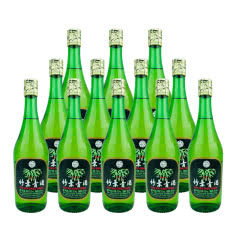 融汇老酒 45º竹叶青酒500ml (12瓶装) 2012年