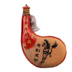 内蒙古草原特产 乌兰奶酒 国产白酒38度500ml鲜马奶酒包邮 单瓶
