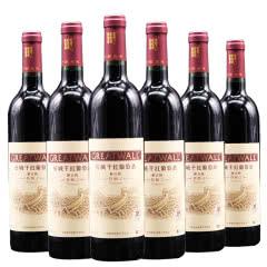 长城特酿3解百纳干红木盒装750ml(6瓶装)