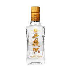 45°西凤酒古酒 淡雅凤香型白酒(2014年)小酒版100ml