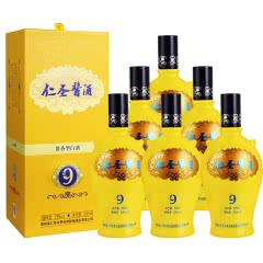 53° 贵州茅台镇 仁圣酱酒 九年 固态纯粮 酱香型白酒  500ml*6 (2013年)