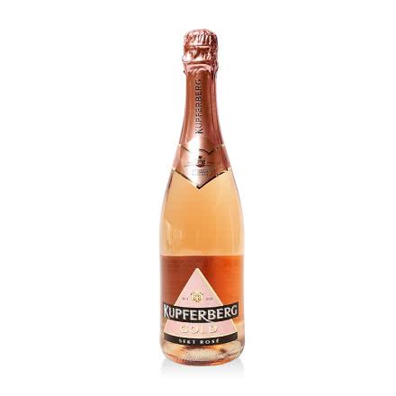 【精品酒】酷菲堡金樽(Kupferberg Gold) 德国进口葡萄酒 酷菲堡金750ml