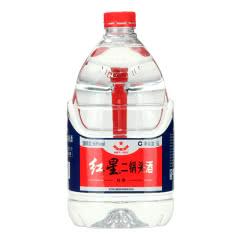 60°北京红星二锅头 桶装泡酒 清香型白酒 5L(1桶)
