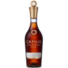 40°法国卡慕CAMUS皇冠干邑白兰地VSOP礼盒装 原装进口洋酒 700ml