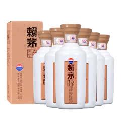 53度茅台赖茅尊享品鉴375ml(6瓶)