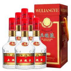 【老酒特卖】39°五粮液组合(1998-2003年) (6瓶装)收藏老酒