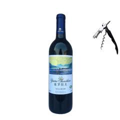 8.8°通天雅罗阳光霜后山葡萄酒750ml