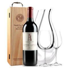 拉图古堡干红葡萄酒 大拉图 法国原瓶进口红酒 2011年 正牌 750ml