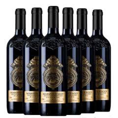 法国(原瓶进口)干红葡萄酒柏图干红葡萄酒750ml(6瓶装)