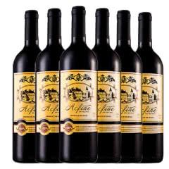 西班牙(原瓶进口)红酒干红葡萄酒750ml(6瓶装)
