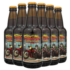 美国进口精酿 迷失海岸迷雾快艇双倍IPA啤酒 Lost Coast 355ml*6瓶