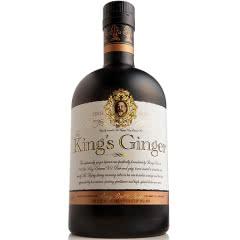 41°英王醇姜利口酒KINGS GINGER英国原装进口500ml