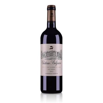 法国百家富城堡干红葡萄酒(Chateau Belgrave)750ml