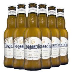 比利时国产福佳白啤酒(Hoegaarden)330ml*6