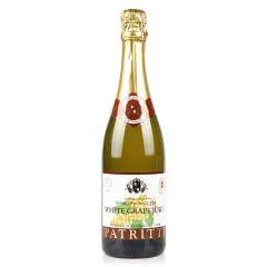 澳大利亚派瑞蒂无醇气泡酒 750ml白葡萄汁