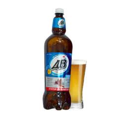 俄罗斯进口啤酒波罗的海远东AB古典啤酒1.35L