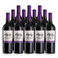 法国格乐蕾干红葡萄酒2014年珍藏版750ml*12